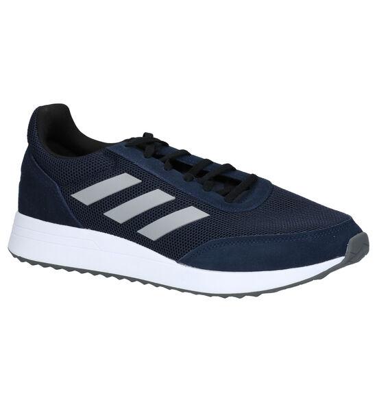 adidas Run 70S Zwarte Sneakers