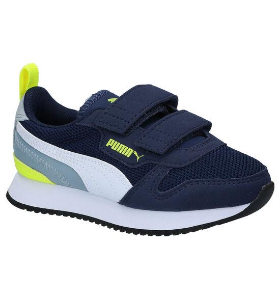 Puma Blauwe Sneakers