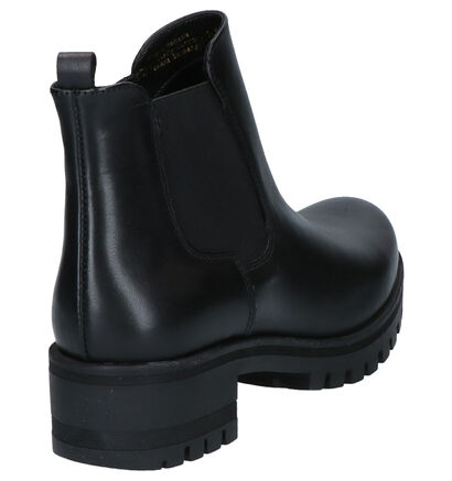 Tamaris TOUCH it Zwarte Boots in leer (257282)