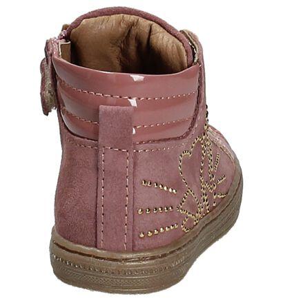 Lunella Chaussures basses en Rose foncé en cuir verni (200751)