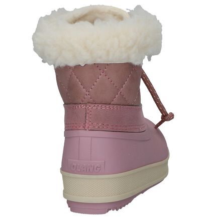 Olang Ape Blauwe Snowboots in rubber (263937)