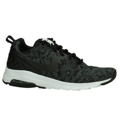 Zwarte Sneaker Runner Nike Air Max Motion in stof (198249)