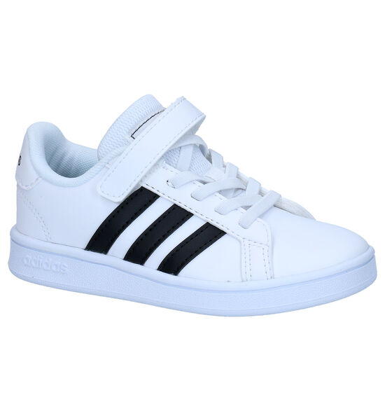 adidas Grand Court Baskets en Blanc