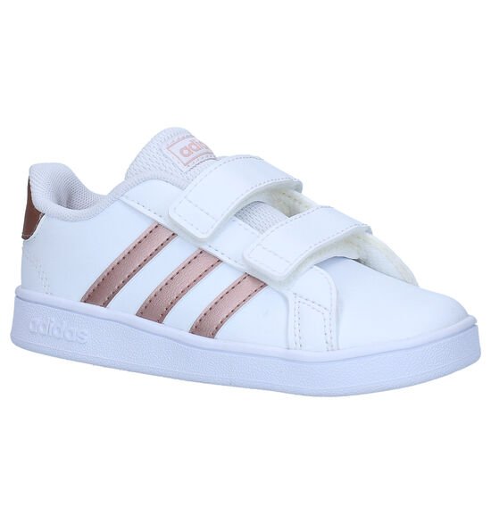 adidas Grand Court I Witte Sneakers