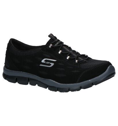 Skechers Sneakers Zwart in kunstleer (264495)