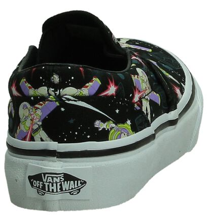 Vans Baskets sans lacets  (Noir), Noir, pdp