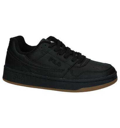 Fila Arcade Low Witte Lage Sneakers , Zwart, pdp