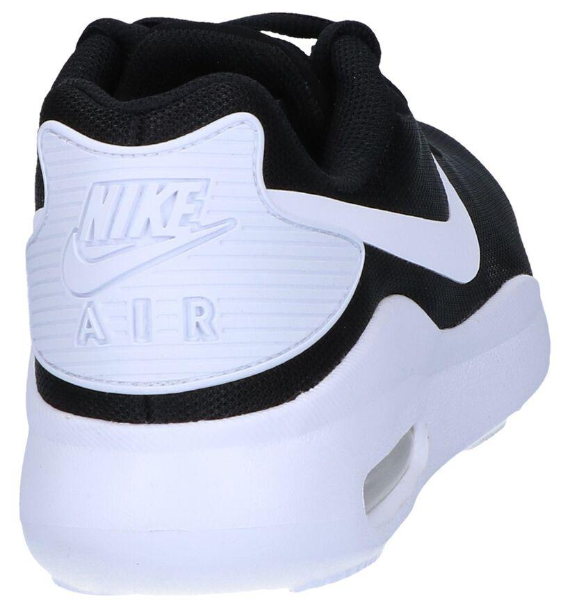 Nike Air Max Oketo Baskets en Noir en textile (274959)