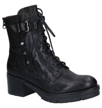 NeroGiardini Zwarte Boots in leer (259782)