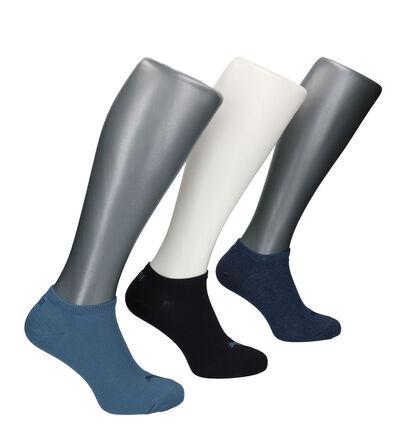 Puma Socquettes en Blanc - 3 Paires (216546)