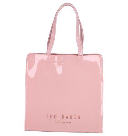 Bronzen Shopper Tas Ted Baker Almacon in kunststof (236357)