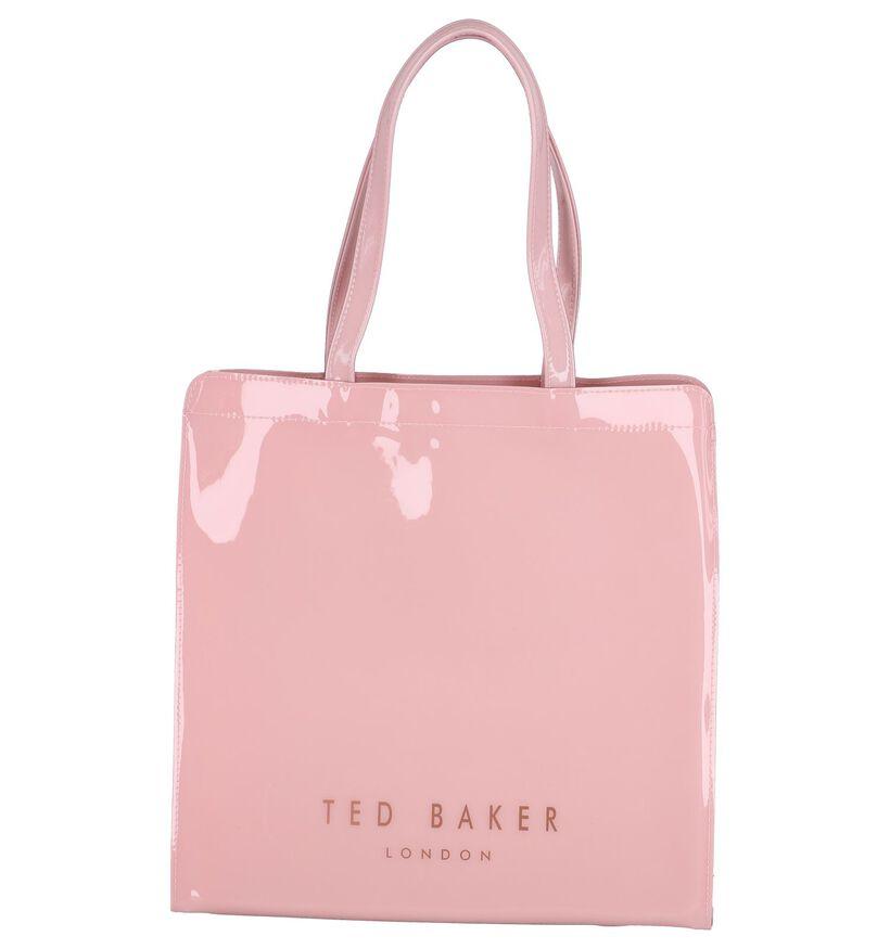 Lichtroze Laké Shopper Tas Ted Baker Almacon in kunststof (236358)