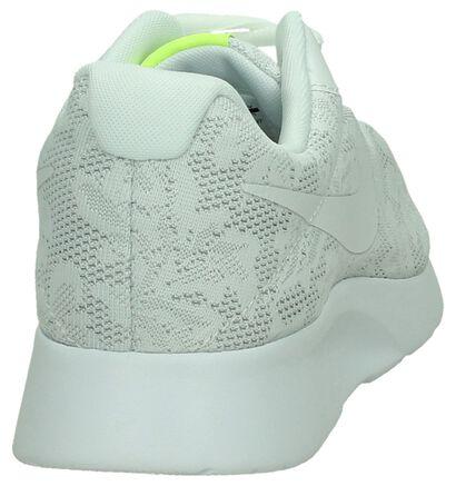 Nike Tanjun Sneakers Wit in stof (198257)