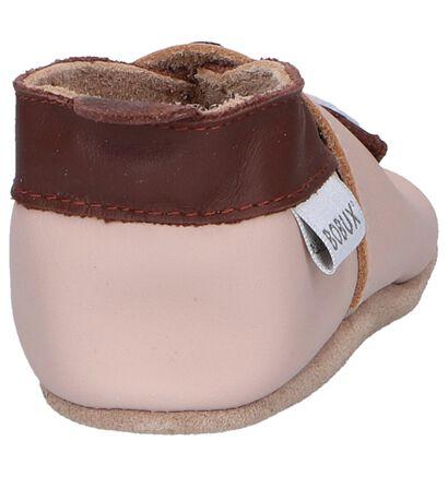 Bobux Chaussures enfants en Jaune en cuir (261094)