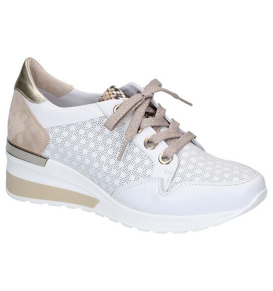 Softwaves Chaussures à lacets en Blanc