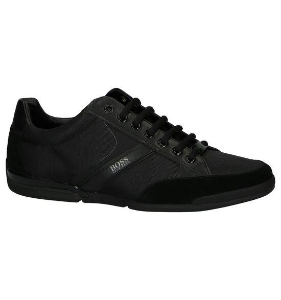 Hugo Boss Chaussures basses en Noir