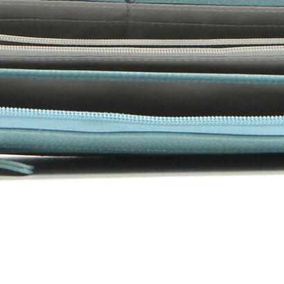 Laurent David Porte-monnaies à fermeture à glissière  (Turquoise), Turquoise, pdp