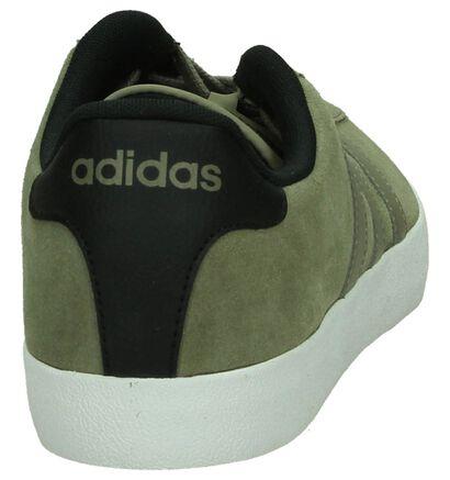 adidas Baskets basses  (Vert olive), Vert, pdp