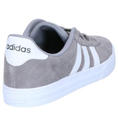 adidas Daily 2.0 Zwarte Sneakers in daim (252481)