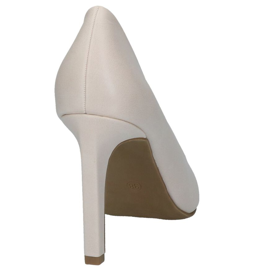 Pastelroze High Heel Pumps Youh! in kunstleer (238088)