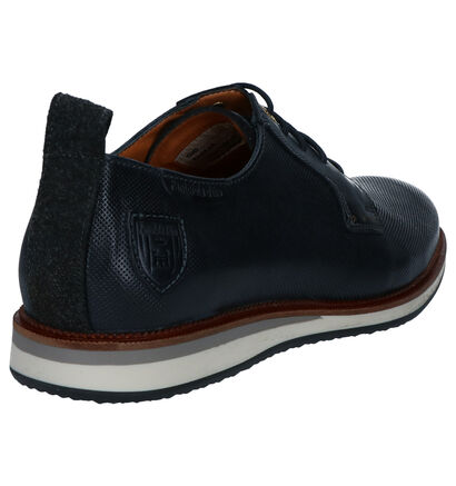Pantofola d'Oro Fiuggi Chaussures habillées en Bleu foncé, Bleu, pdp