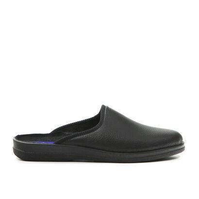Slippers Comfort Pantoufles ouvertes  (Noir), Noir, pdp