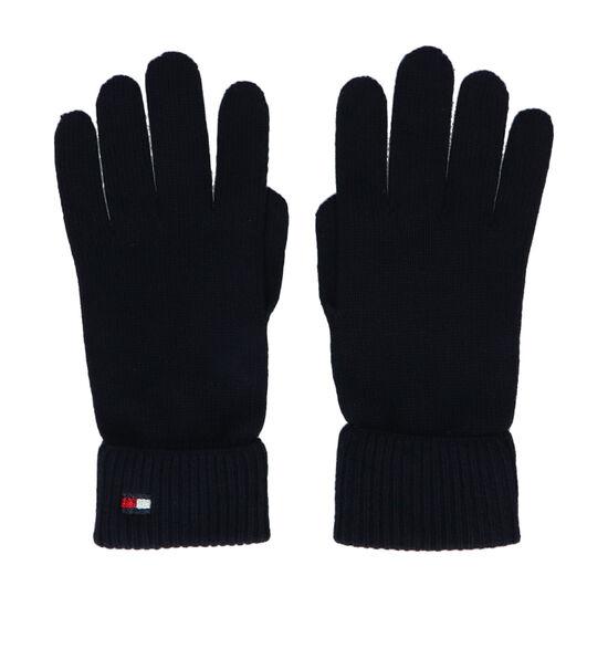 Tommy Hilfiger Essential Blauwe Handschoenen