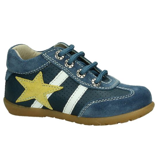 Bumba Hoge Schoentjes Donker Blauw