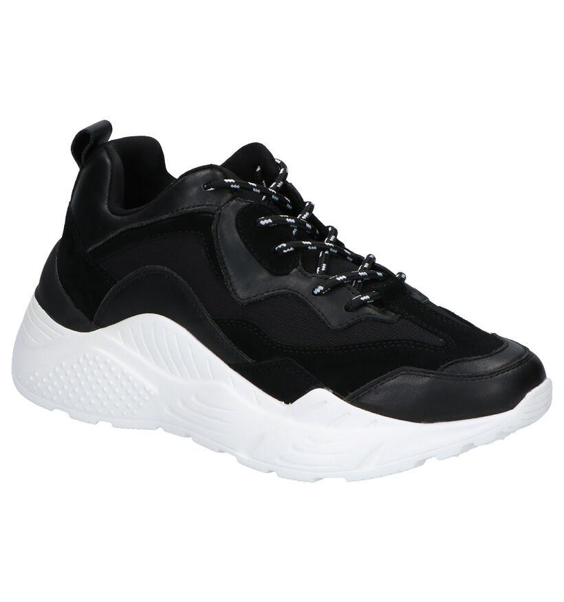 Steve Madden Antonia Sneakers Beige in leer (263451)