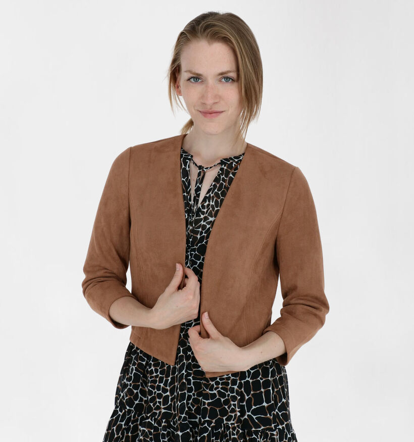 comma Cognac Cardigan (280345)