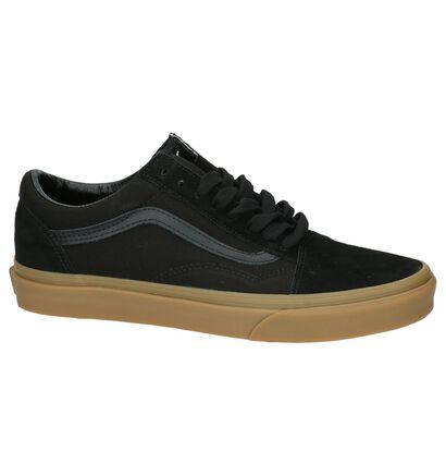 Donker Grijze Vans Old Skool Lage Sneaker, Grijs, pdp