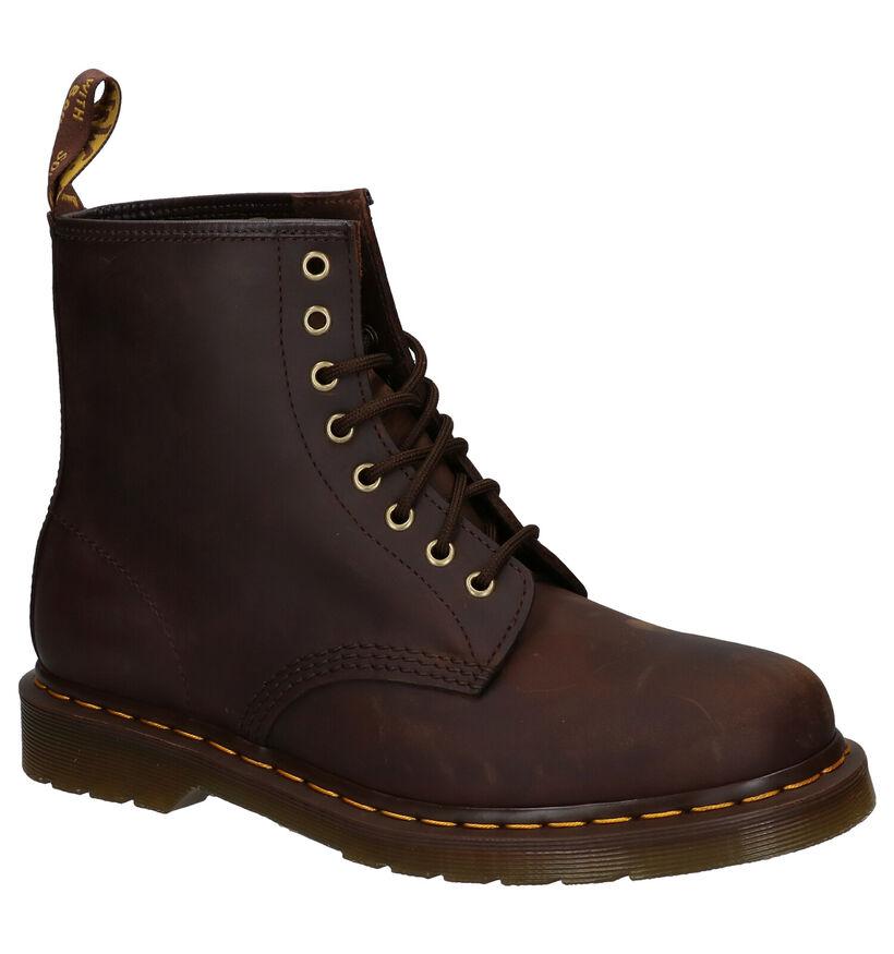 Dr. Martens 1460 Bruine Boots in leer (277101)