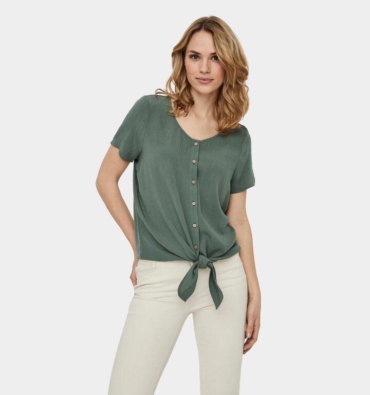 Vero Moda Groene Blouse