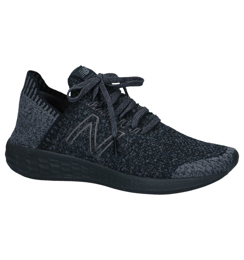 Donkergrijze Slip-on Sneakers New Balance WCR in stof (238182)