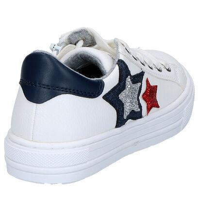 Tommy Hilfiger Chaussures basses en Blanc en simili cuir (266561)