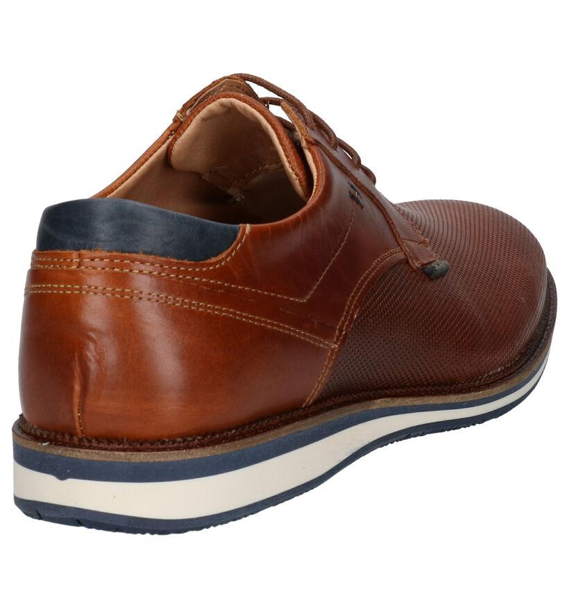 Scapa Chaussures habillées en Cognac en cuir (259103)