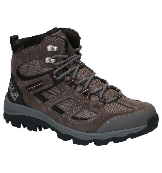 Jack Wolfskin Vojo 3 Texapore Chaussures de Randonnée en Gris