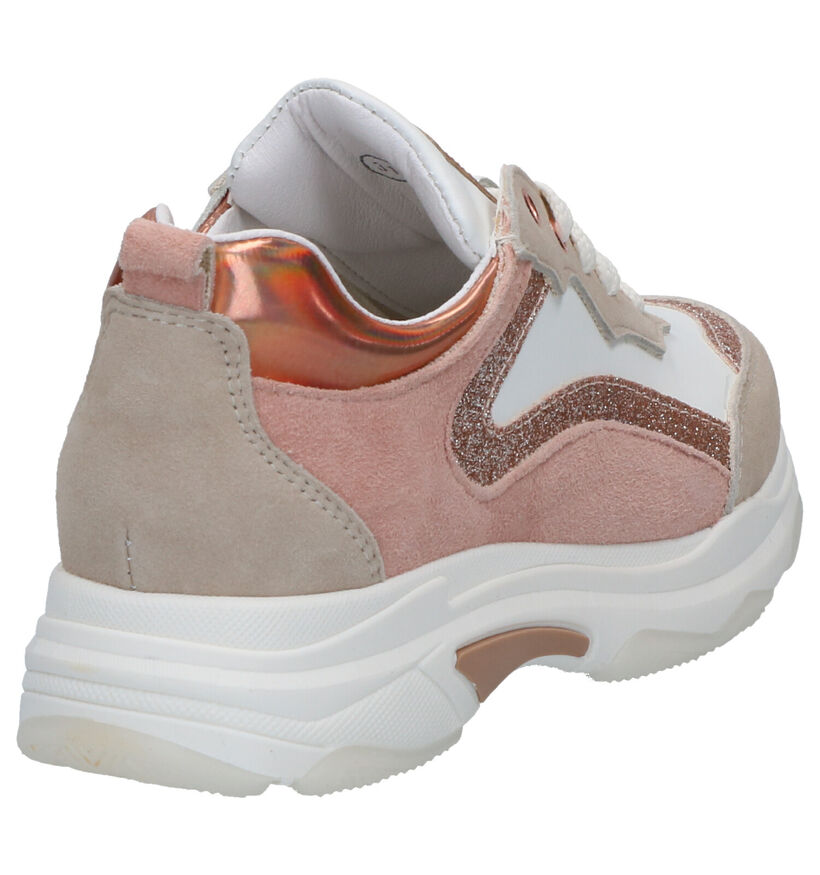 Hampton Bays Multicolor Sneakers in kunstleer (275395)
