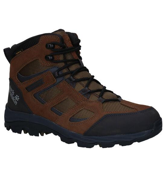Jack Wolfskin Vojo 3 Texapore Chaussures de marche en Brun
