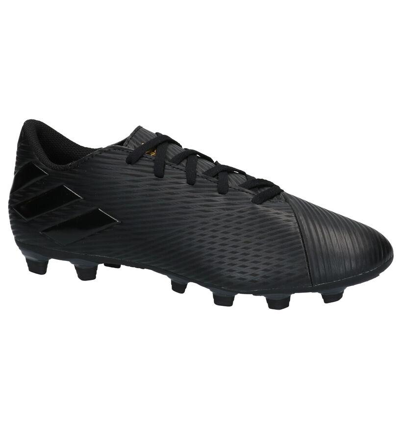 adidas Nemeziz Messi Zwarte Voetbalschoenen in kunstleer (252939)