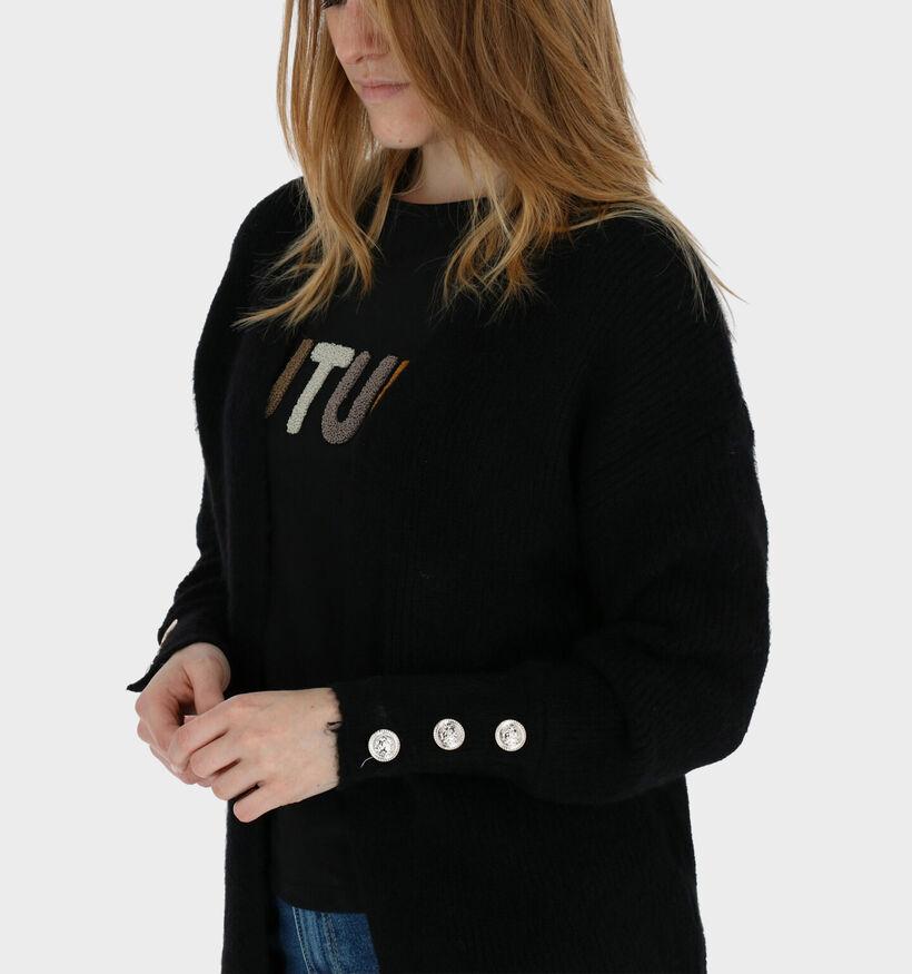 Millenium Zwarte Cardigan (291328)