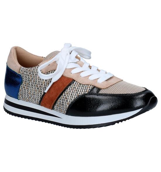 Vanessa Wu Chaussures à lacets en Beige