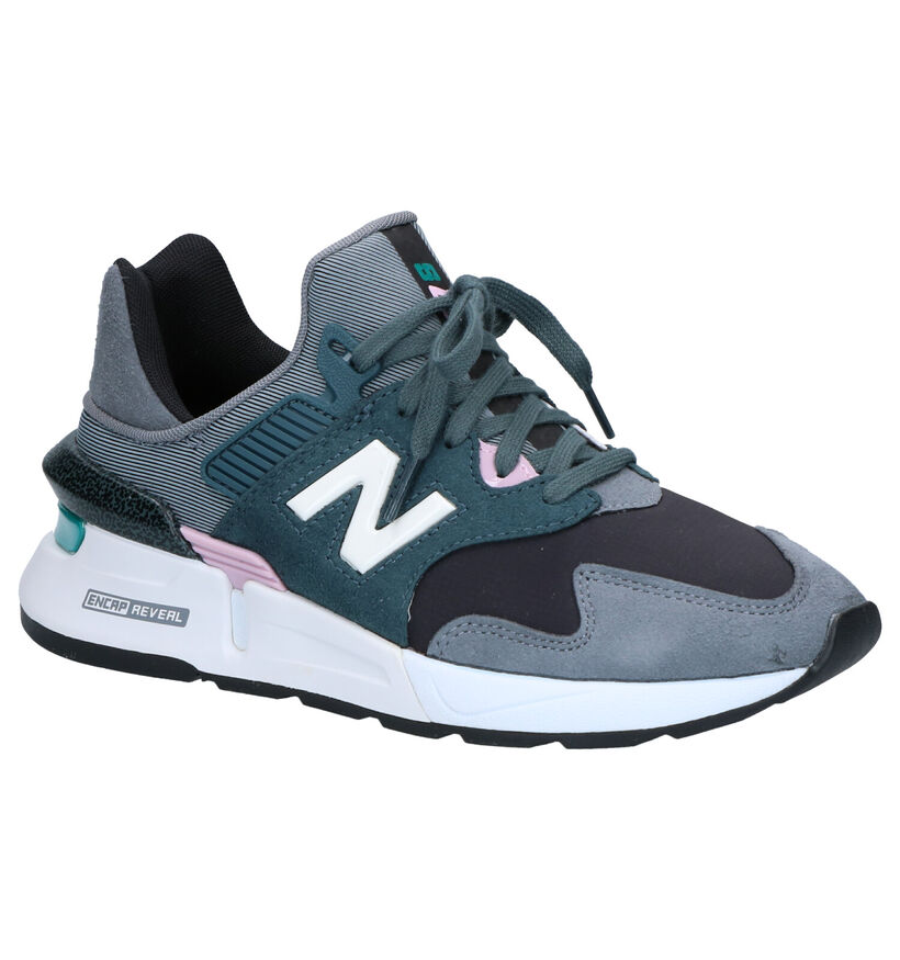 New Balance 997 Baskets Multicolore en textile (261531)