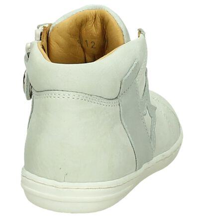 Rondinella Licht Grijze Rits/Veter Boots, Grijs, pdp
