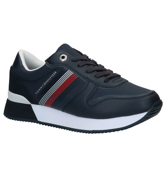 Tommy Hilfiger Active City Blauwe Sneakers
