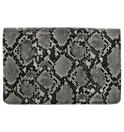 Kisses of Pearl Pochettes en Noir en simili cuir (261966)