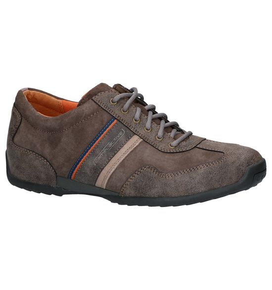 Camel Active Space Chaussures Basses en Taupe