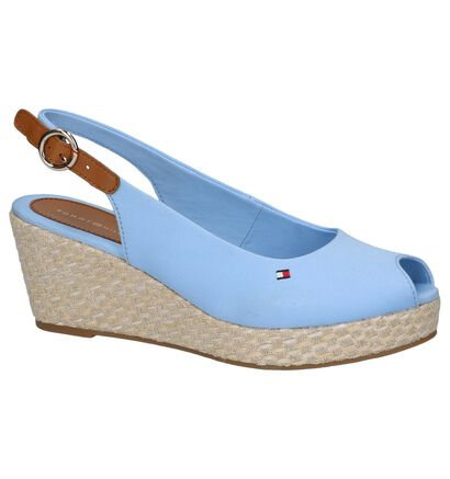 Tommy Hilfiger Sandales à talons  (Bleu clair ), Bleu, pdp