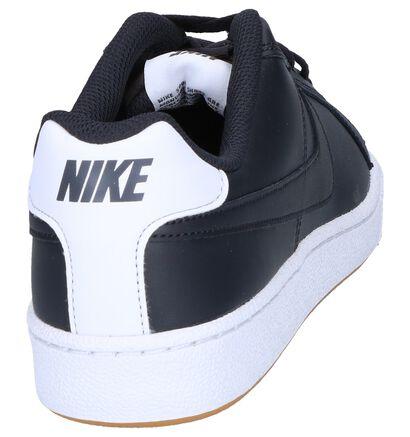 Nike Court Royale Witte Sneakers in leer (262194)