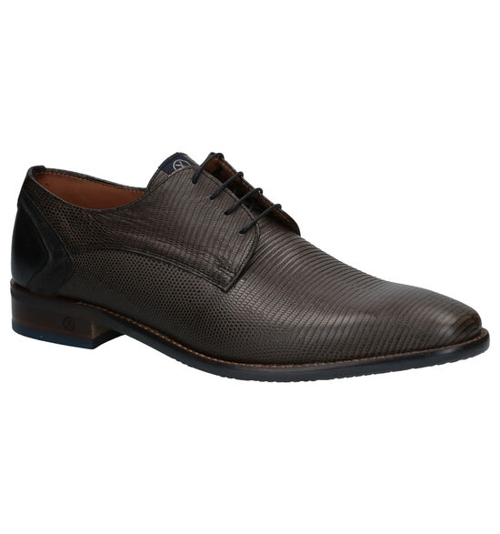 Ambiorix Dario Chaussures Habillées en Brun